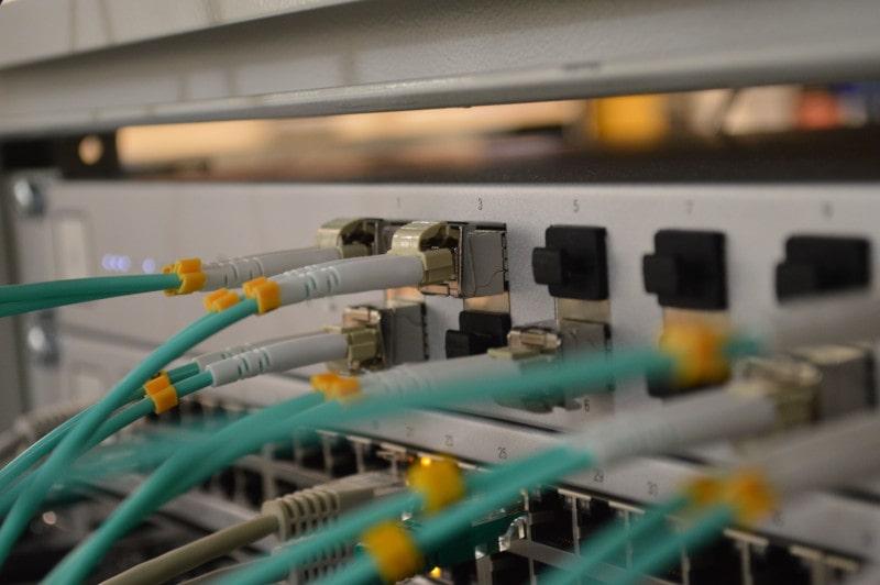 Instalación de redes locales